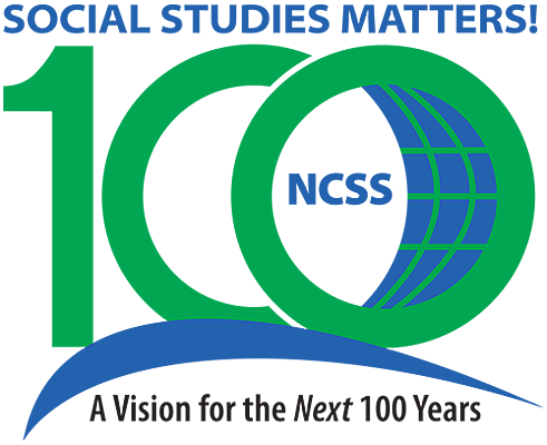 NCSS 100 Years Logo