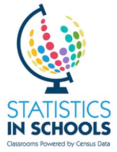 Statistics in Schools Logo
